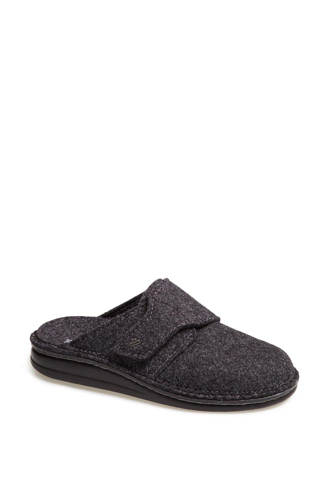 Finn Comfort 'Tirol' Boiled Wool Clog