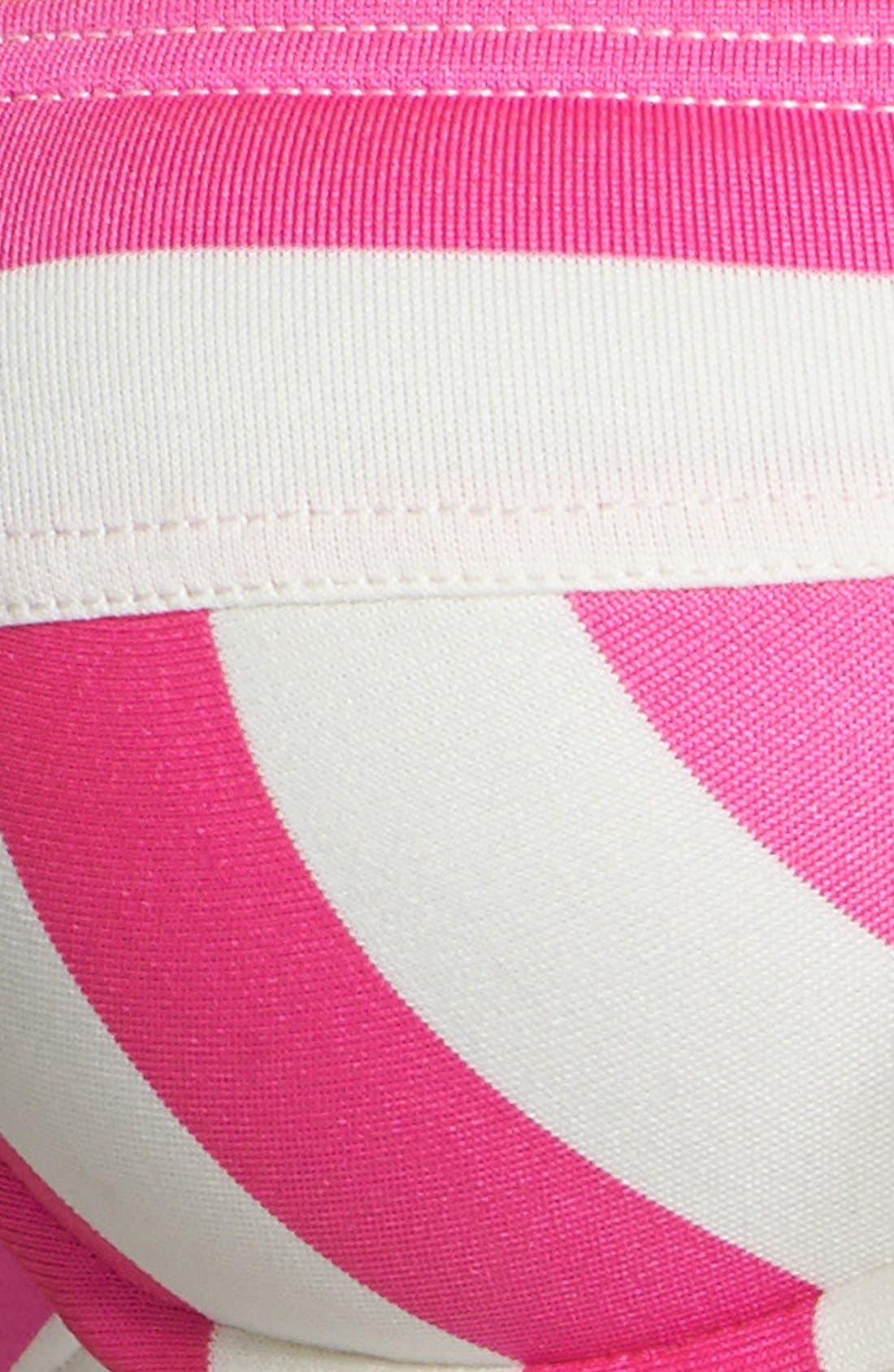 Alternate Image 5  - Juicy Couture Beach 'Boho Stripe' Underwire Bikini Top