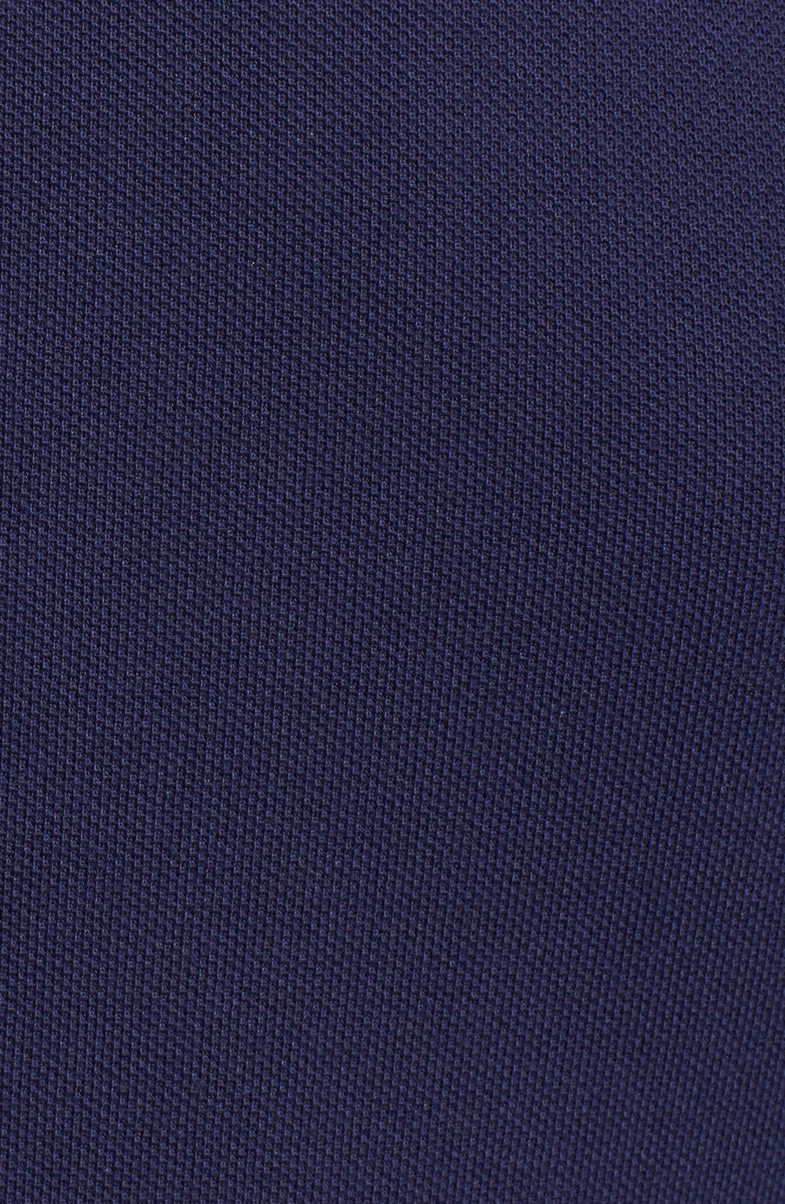 Alternate Image 3  - Fred Perry Gingham Trim Slim Fit Polo