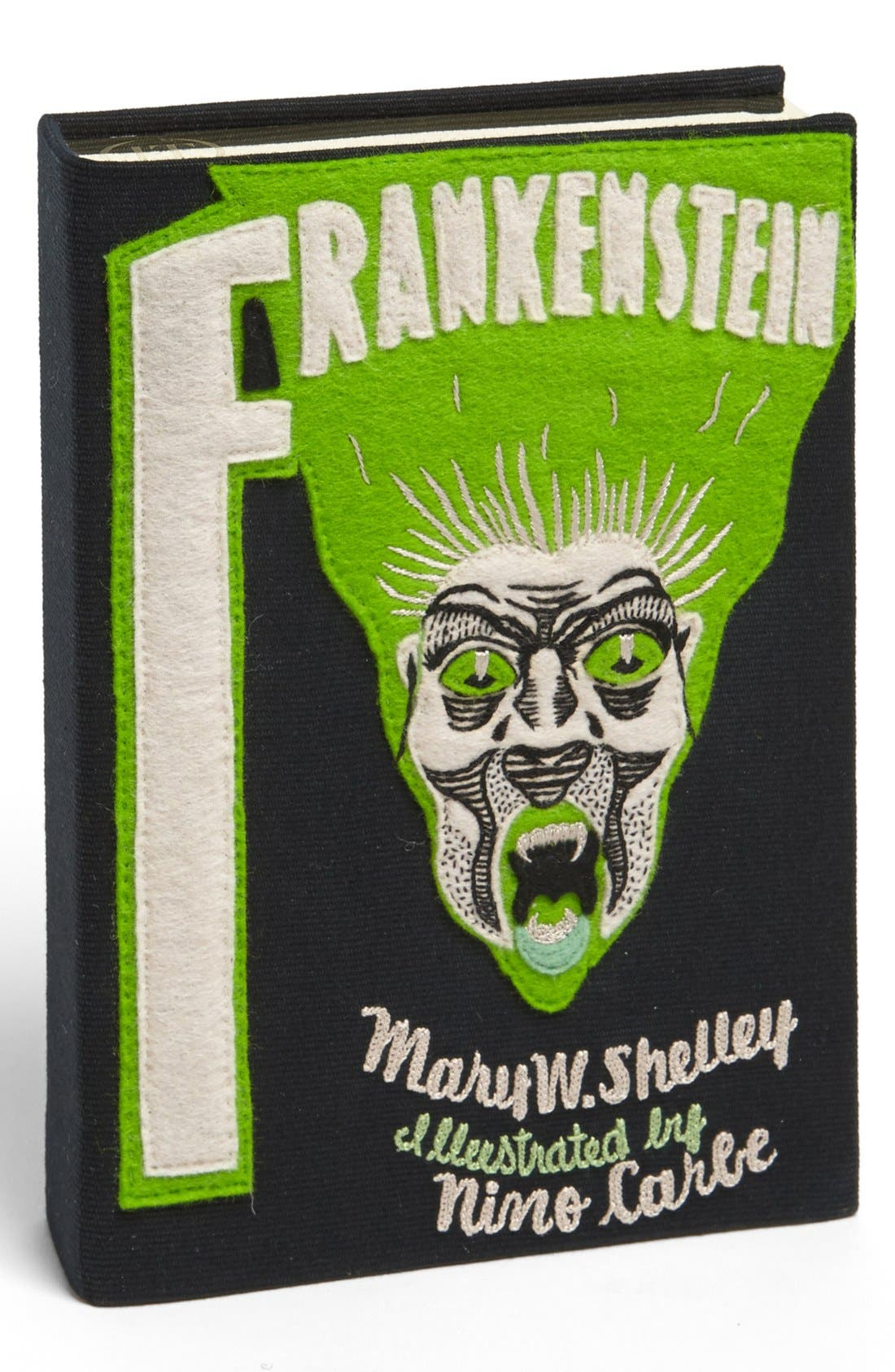 Alternate Image 1 Selected - Olympia Le-Tan 'Frankenstein' Limited Edition Clutch