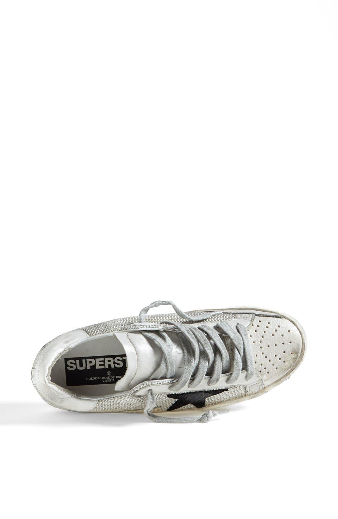 Alternate Image 4  - Golden Goose 'Superstar' Sneaker
