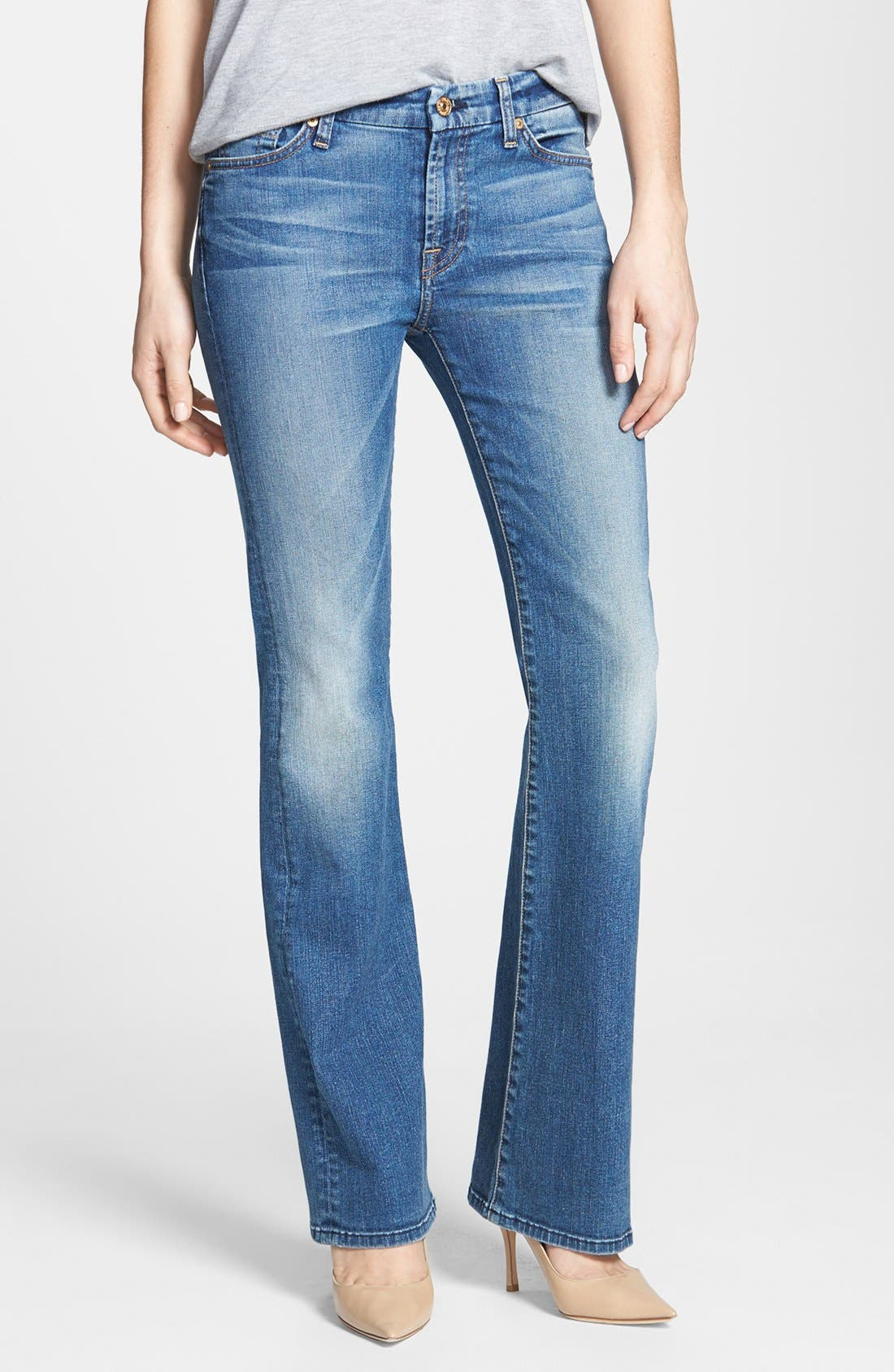 Main Image - 7 For All Mankind® 'Kimmie' Bootcut Jeans