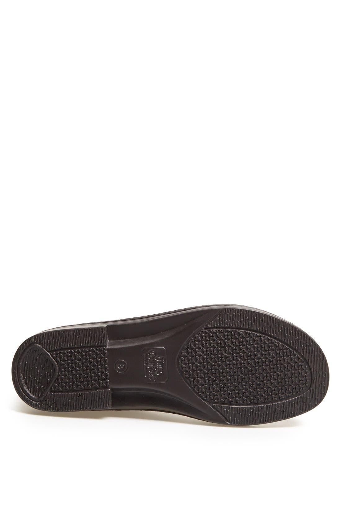 Alternate Image 4  - Finn Comfort 'Milano' Plain Toe Derby (Men)