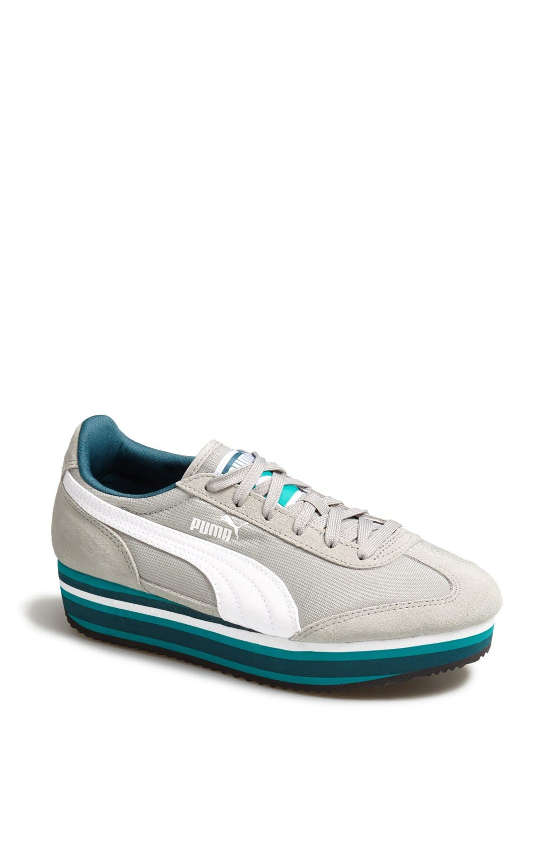 Alternate Image 1 Selected - PUMA 'SF 77' Platform Sneaker