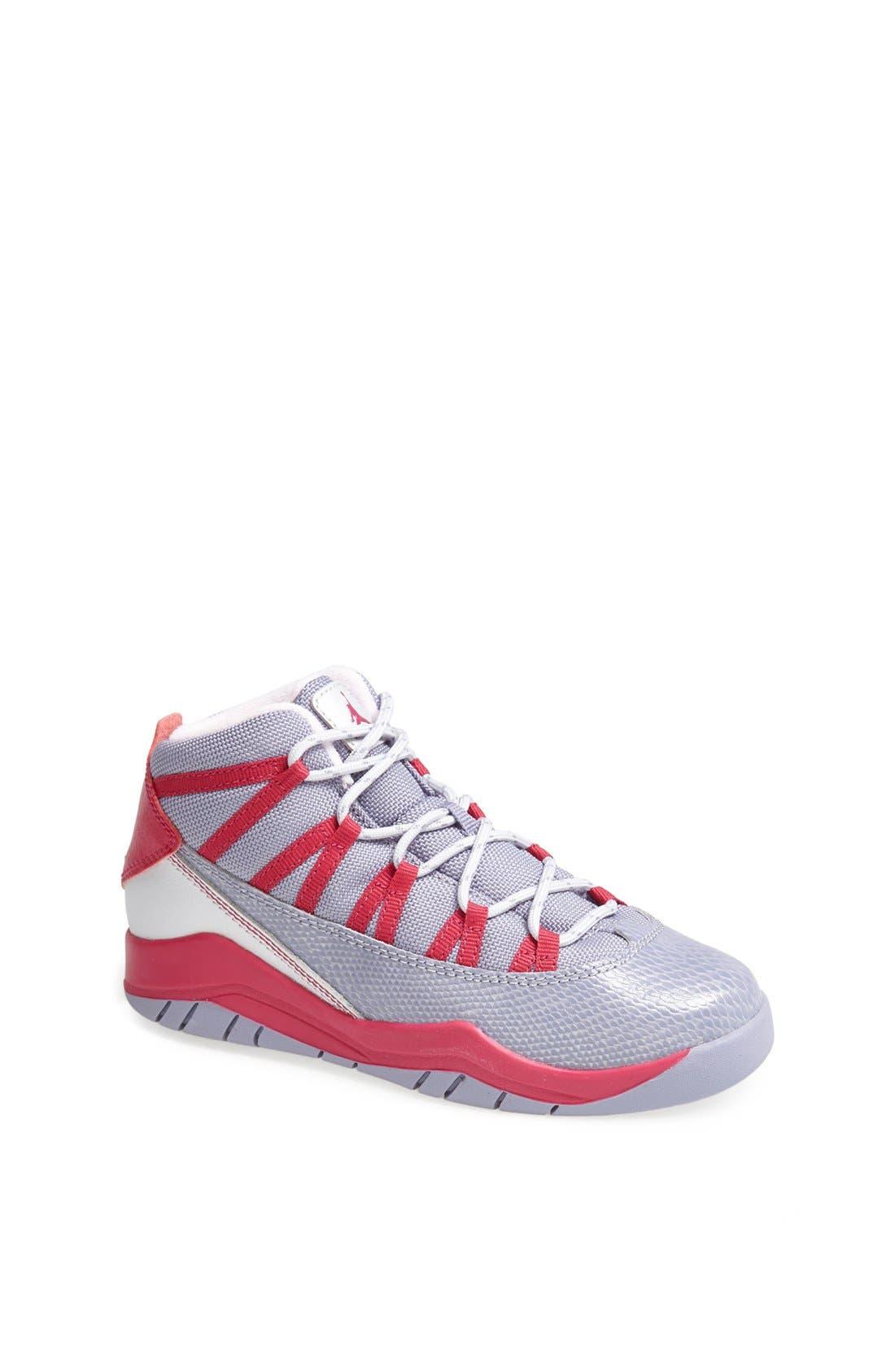 Alternate Image 1 Selected - Nike 'Jordan Prime Flight' Basketball Shoe (Toddler & Little Kid)