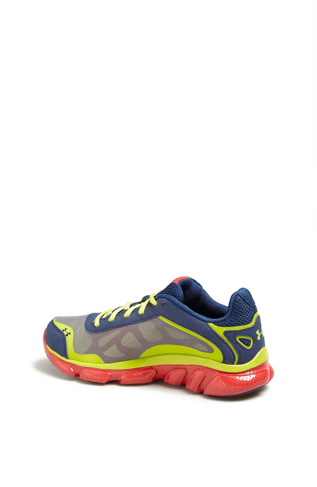 Alternate Image 2  - Under Armour 'Micro G® Pulse' Training Shoe (Toddler, Little Kid & Big Kid)