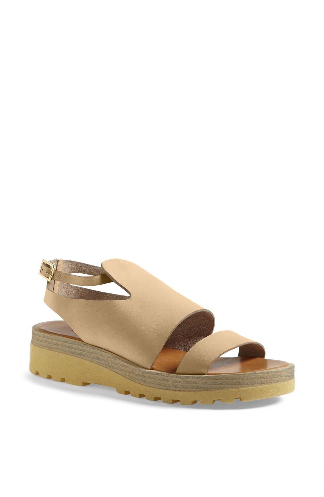 Alternate Image 1 Selected - See by Chloé Platform Sandal