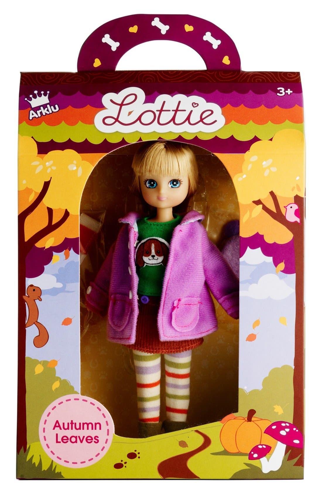 Alternate Image 7  - Schylling 'Lottie™ - Autumn Leaves' Doll