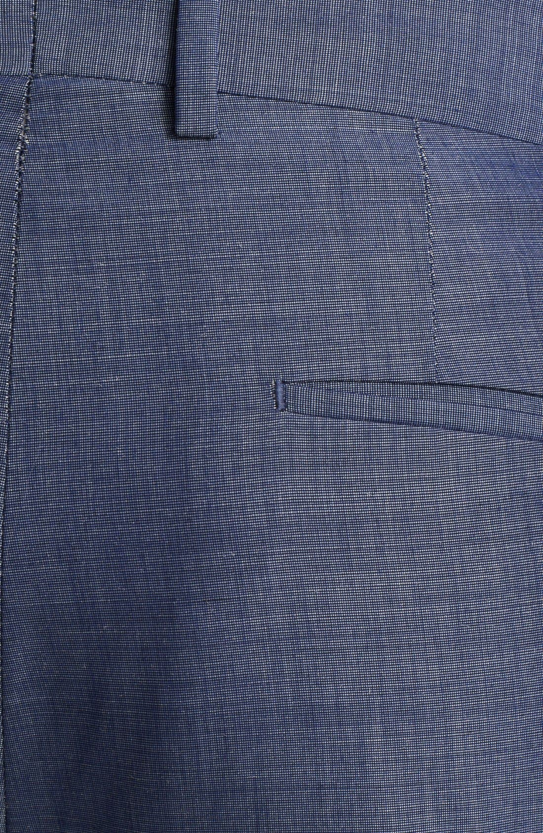 Alternate Image 3  - PS Paul Smith Slim Fit Textured Pants
