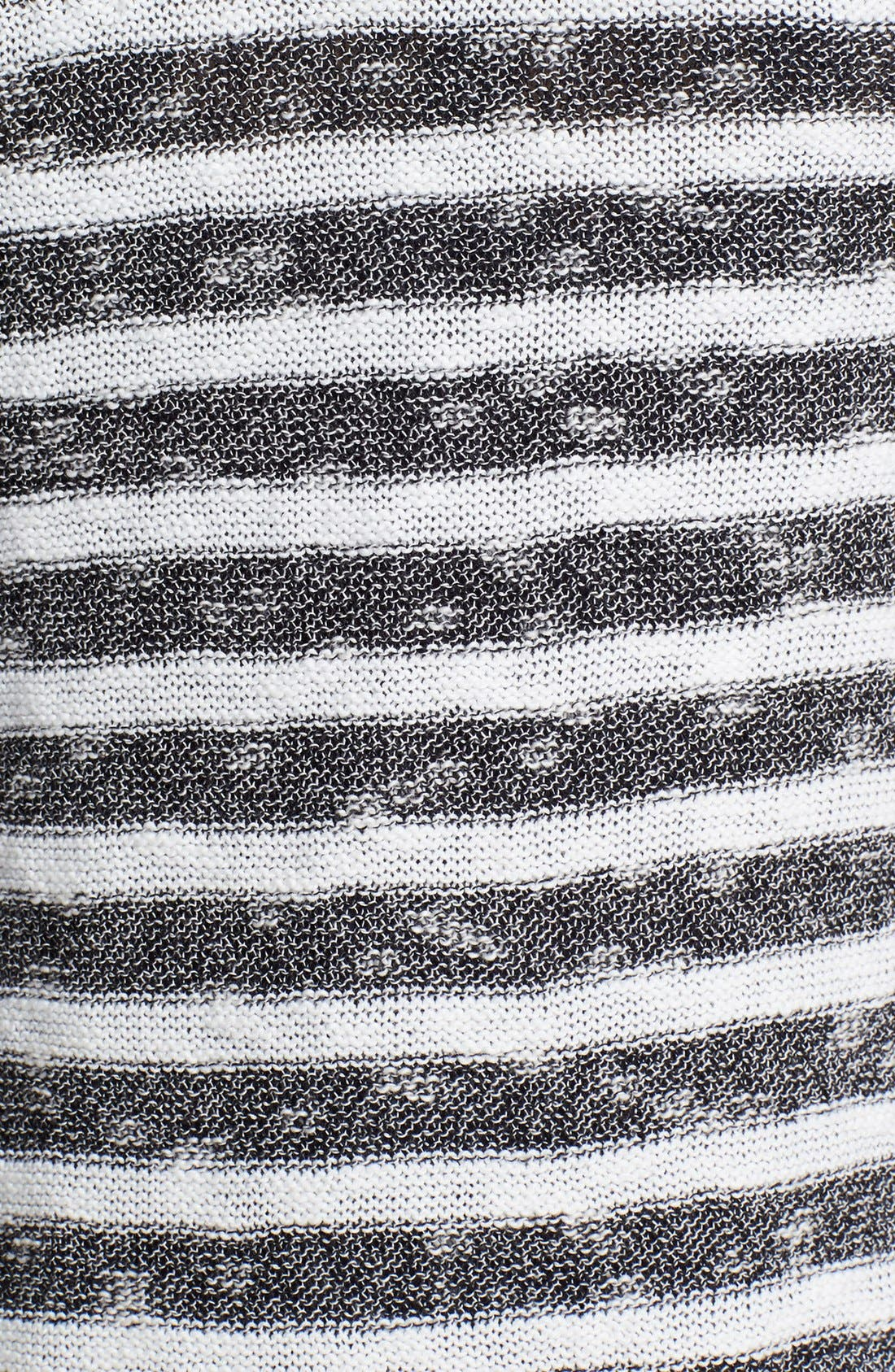 Alternate Image 3  - Free People 'Forget Me Not' Stripe Drape Front Cardigan