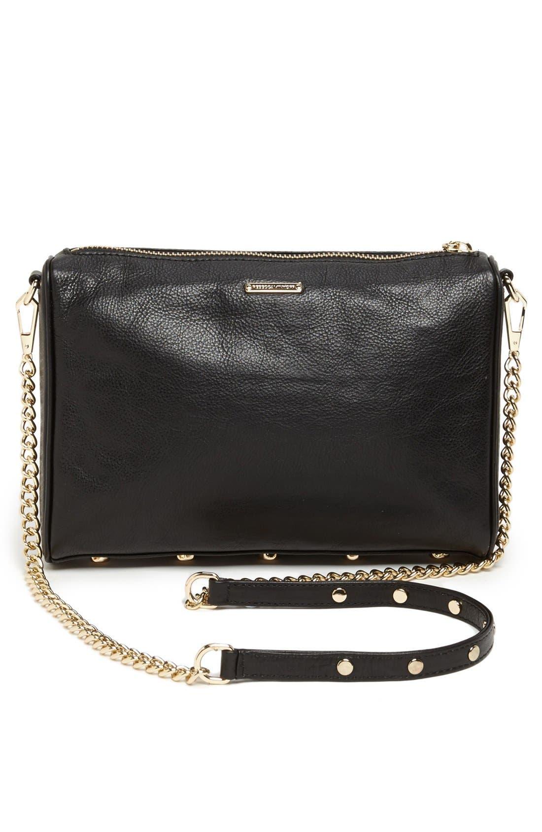 Alternate Image 4  - Rebecca Minkoff '5-Zip' Crossbody Bag