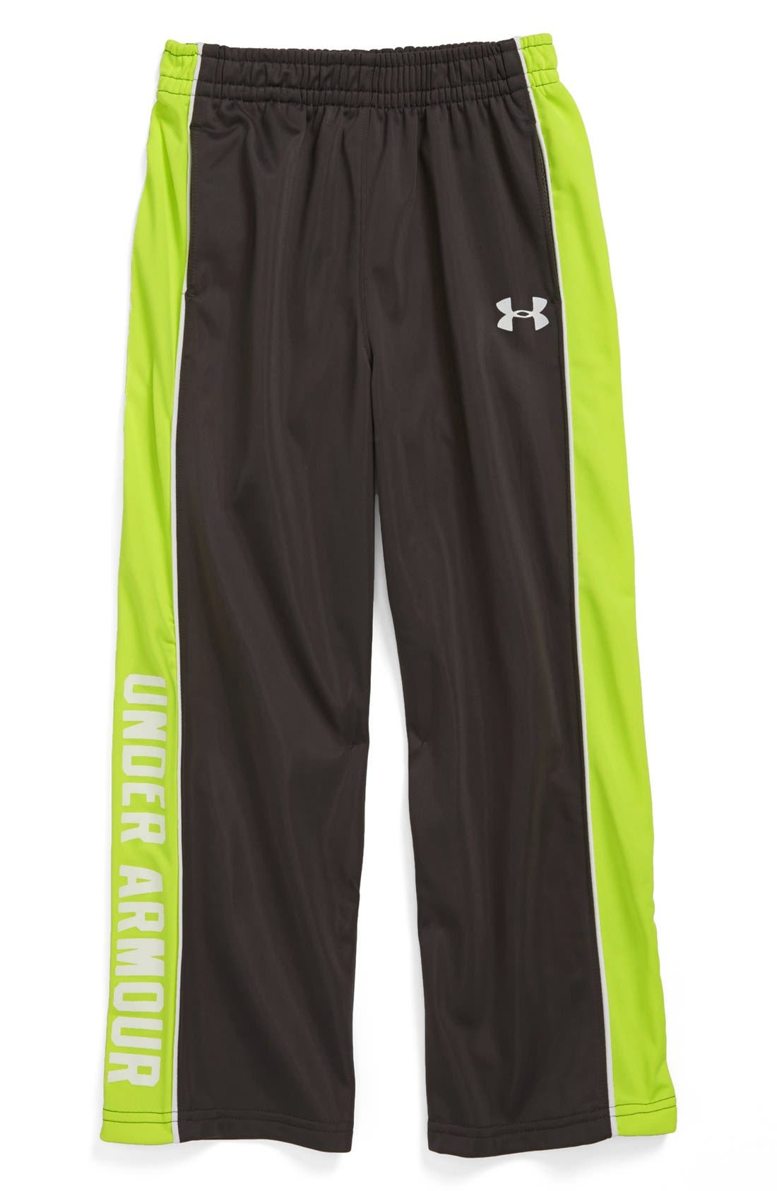 Alternate Image 1 Selected - Under Armour 'Brawler' Pants (Little Boys)