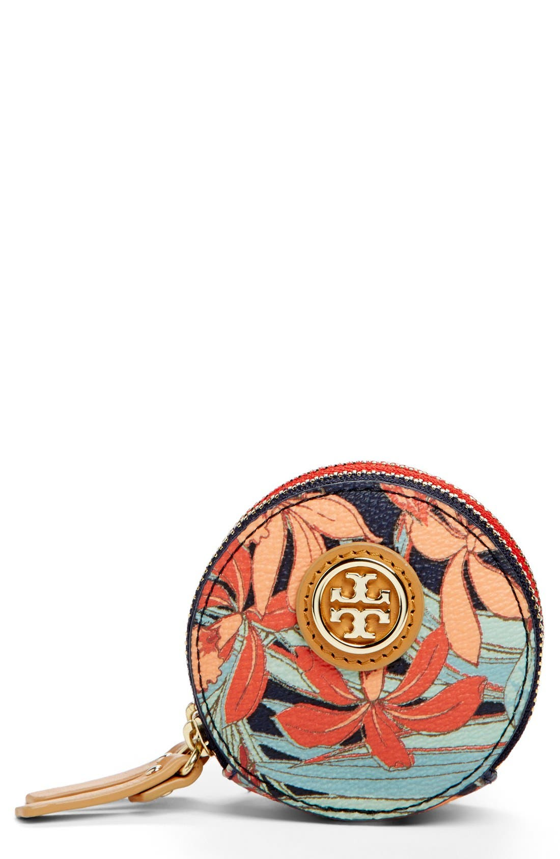 Main Image - Tory Burch 'Kerrington' Coin Case