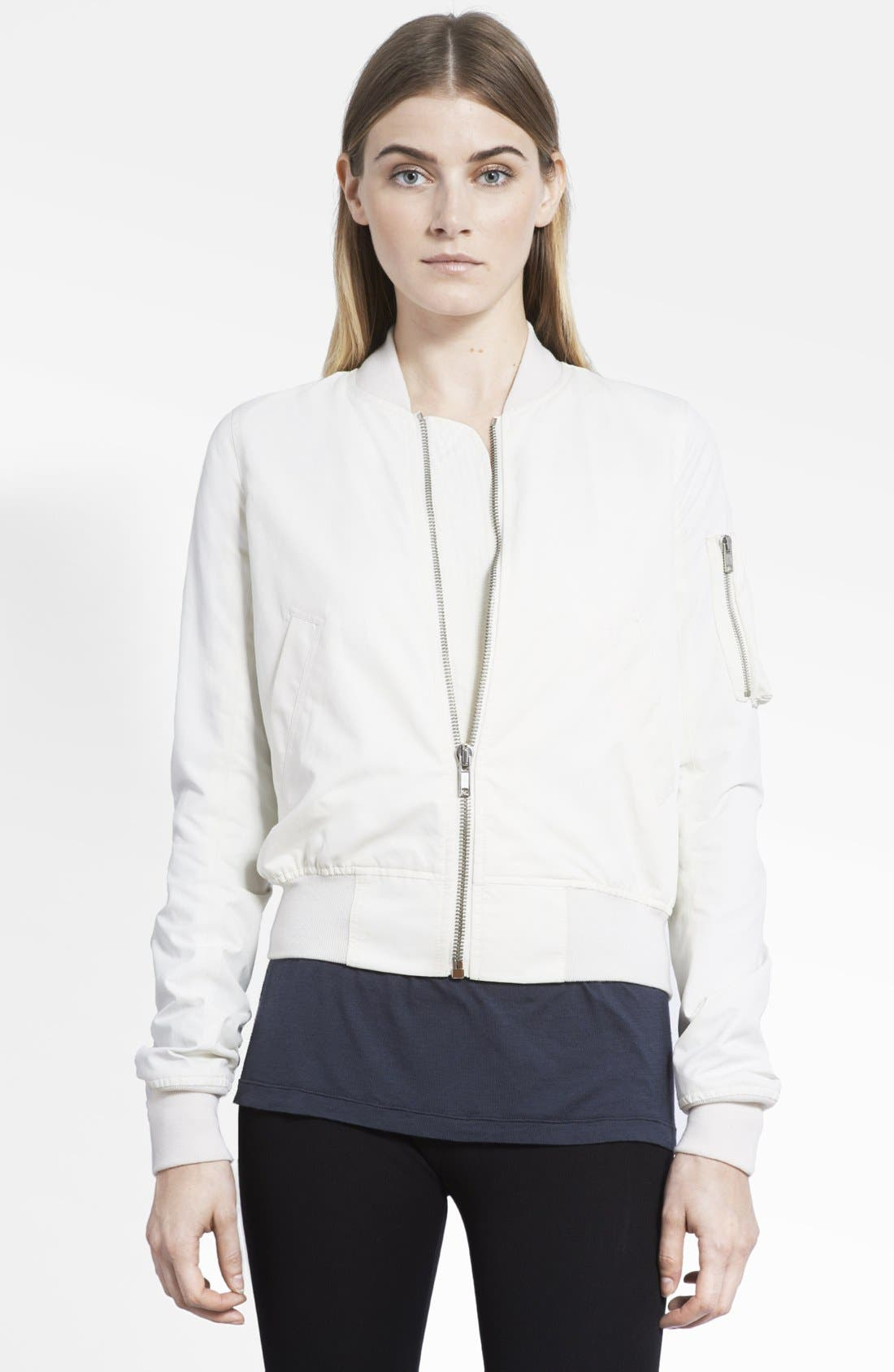 Alternate Image 1 Selected - Rick Owens Bomber Jacket