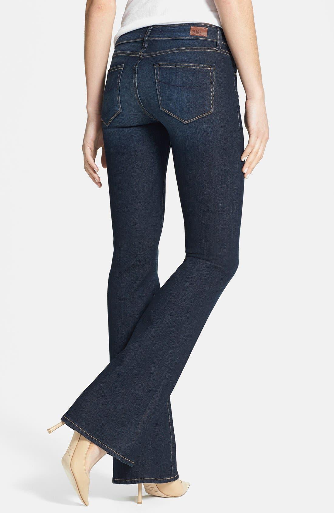 Alternate Image 2  - Paige Denim 'Skyline' Bootcut Jeans (Moonrise)