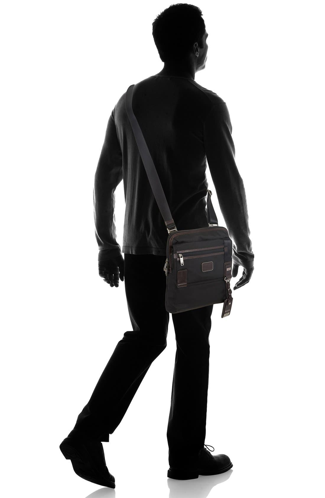 Alternate Image 5  - Tumi 'Alpha Bravo - Annapolis' Zip Flap Messenger Bag