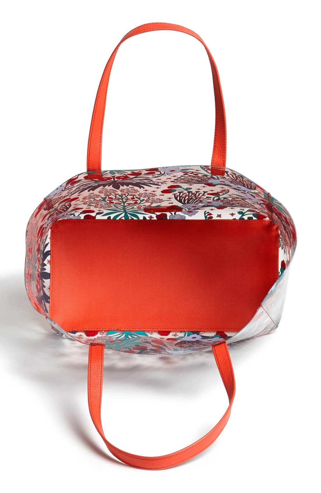 Alternate Image 3  - MARC BY MARC JACOBS Transparent Floral Print Tote