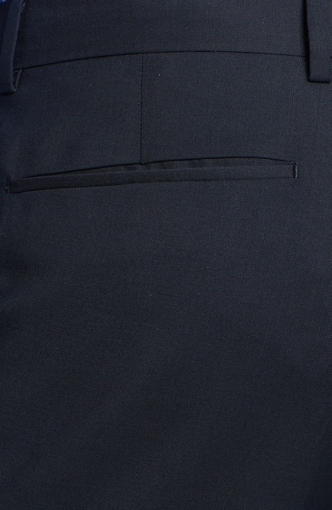 Alternate Image 3  - PS Paul Smith Slim Fit Wool Trousers