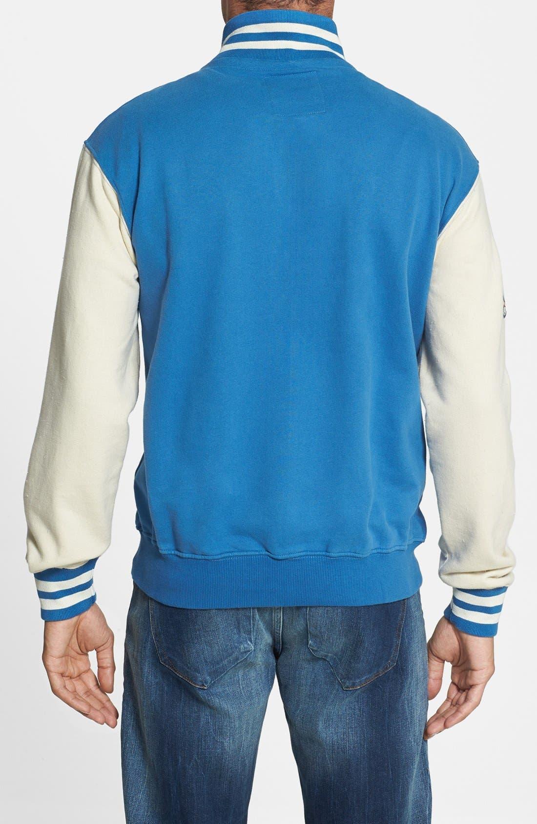 Alternate Image 2  - American Needle 'Brooklyn Dodgers' Varsity Jacket