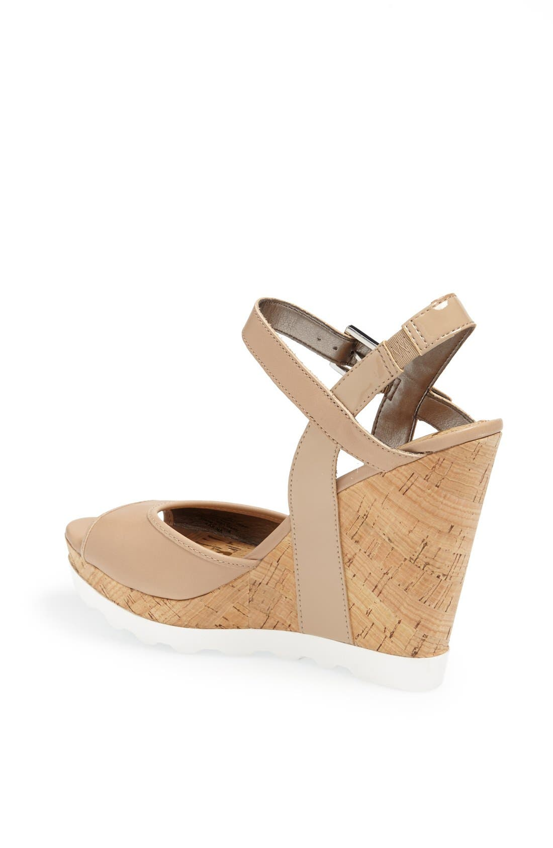 Alternate Image 2  - Sam Edelman 'Karina' Wedge Sandal