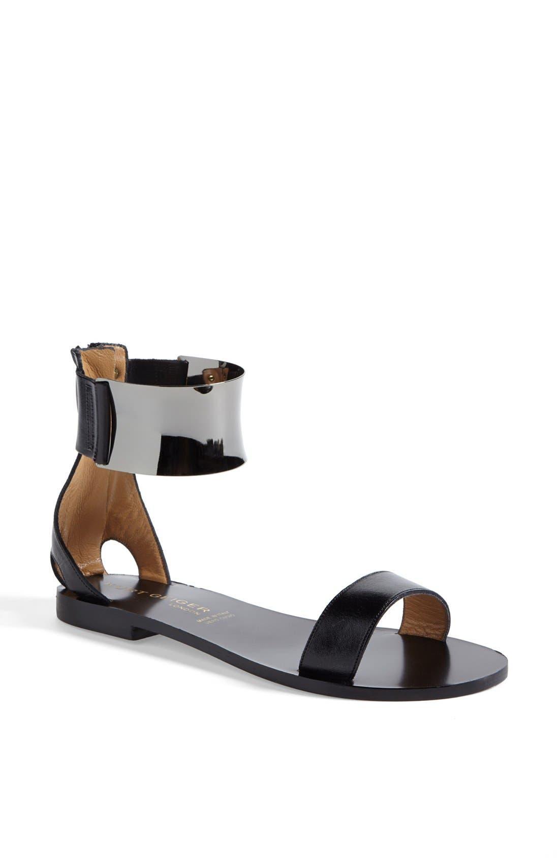 Alternate Image 1 Selected - Kurt Geiger London 'Lux' Sandal (Online Only)