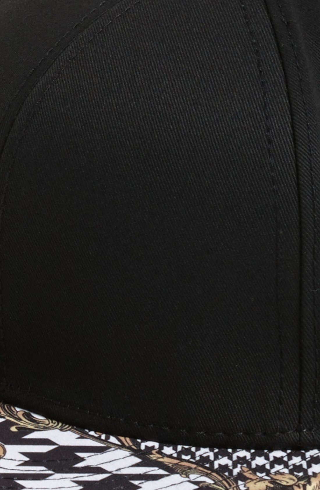 Alternate Image 2  - Topman Houndstooth Print Baseball Cap