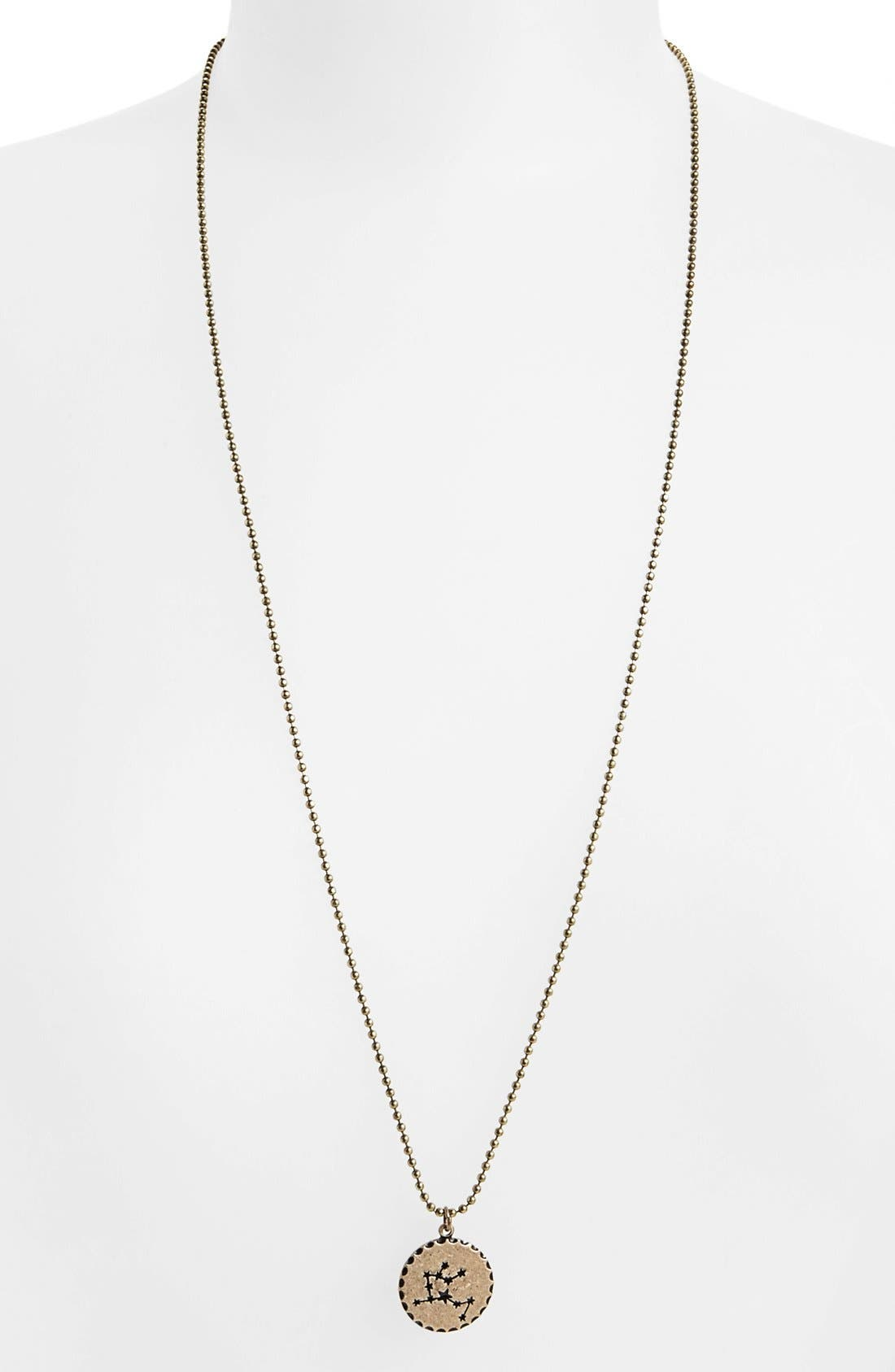 Alternate Image 1 Selected - Bonnie Jonas 'Zodiac Constellation' Pendant Necklace