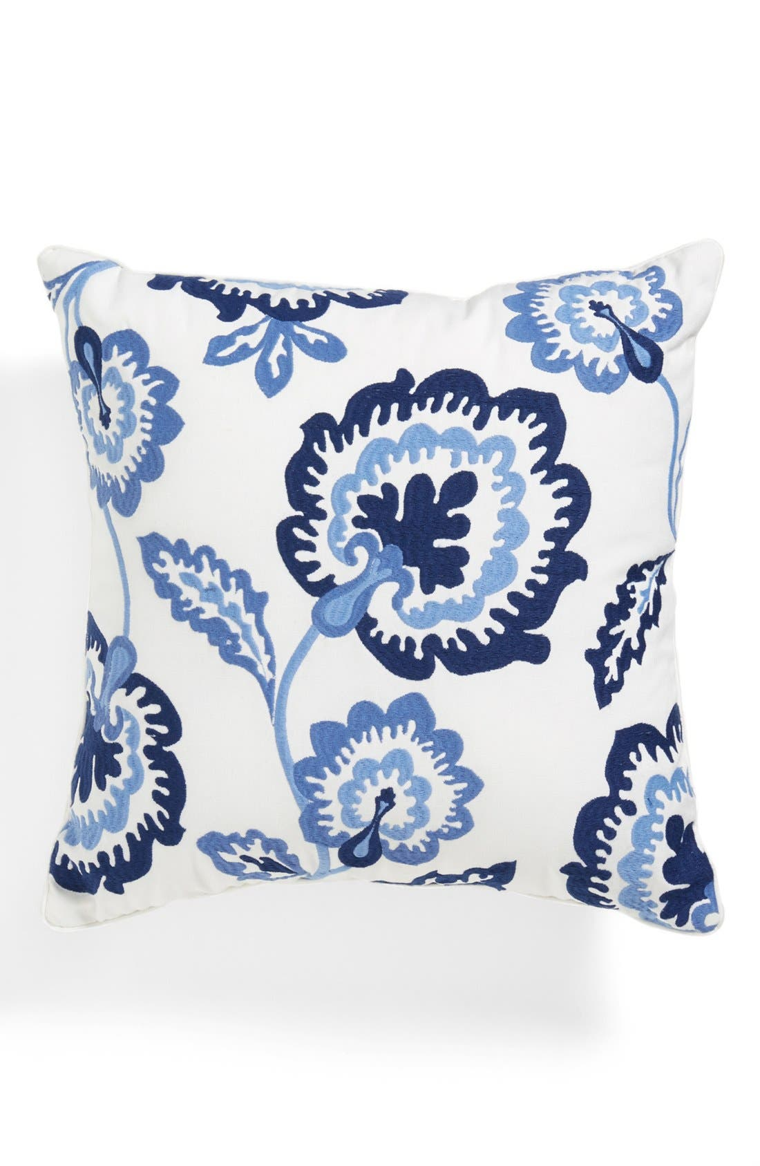 Alternate Image 1 Selected - Nostalgia Home Embroidered Accent Pillow