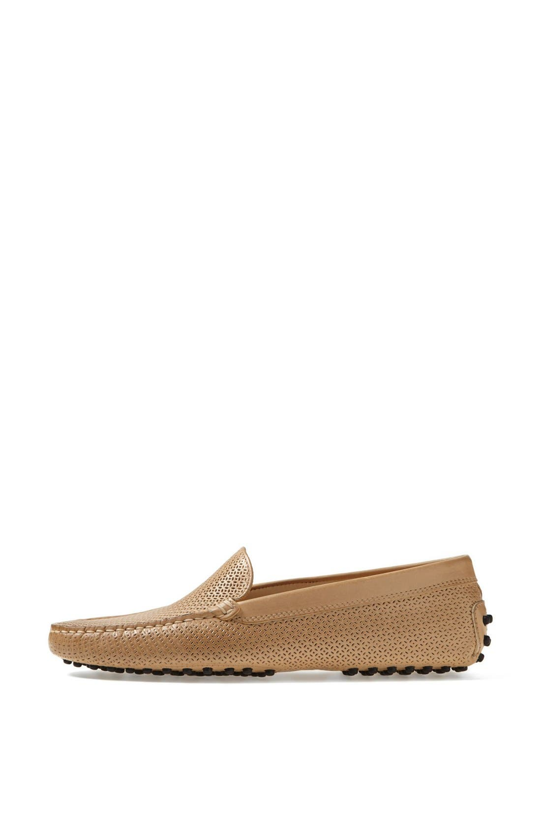 Alternate Image 4  - Tod's 'Gommini' Perforated Leather Driving Moccasin