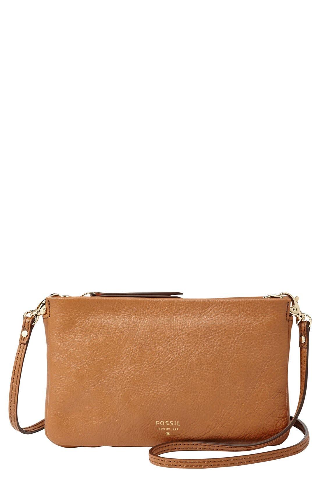 Main Image - Fossil 'Mini' Crossbody Bag