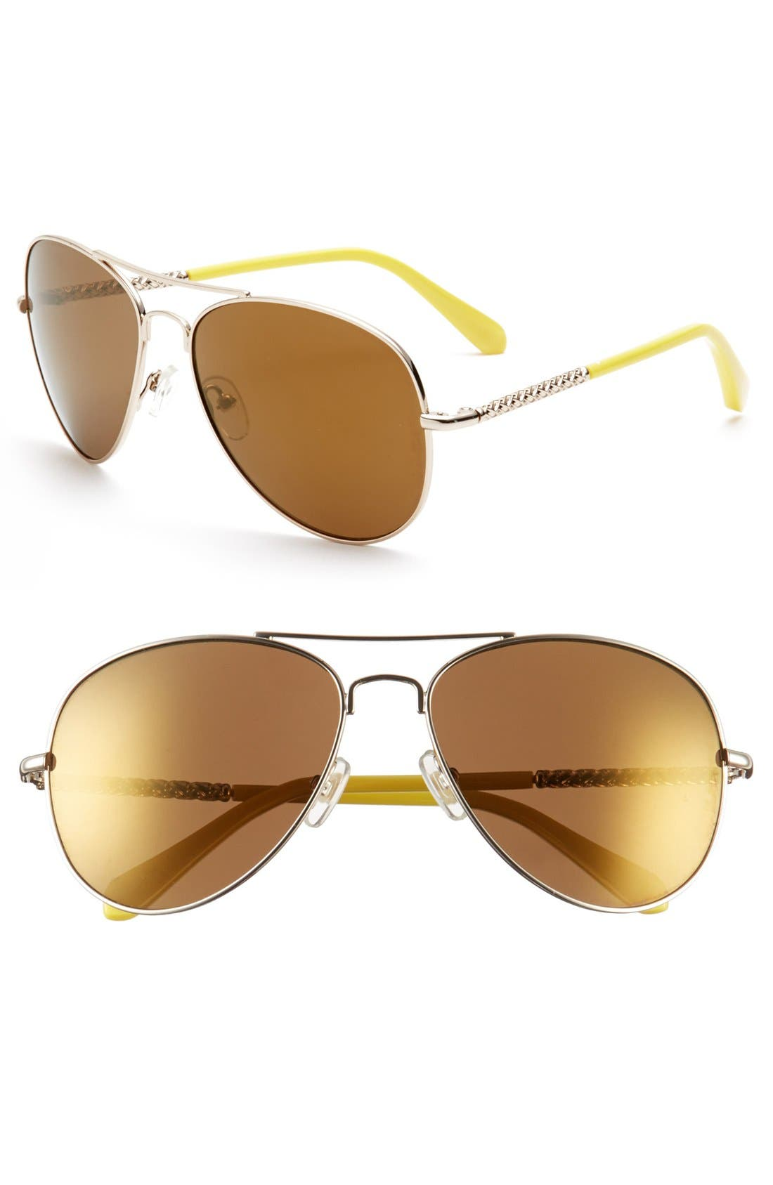 Alternate Image 1 Selected - Lilly Pulitzer® 'Kennedy' 56mm Sunglasses