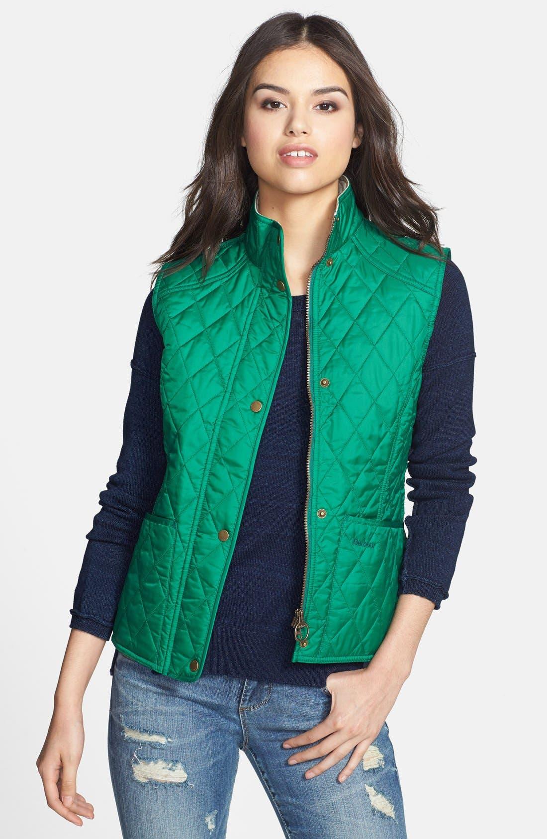 Alternate Image 1 Selected - Barbour Summer Liddesdale Gilet Vest