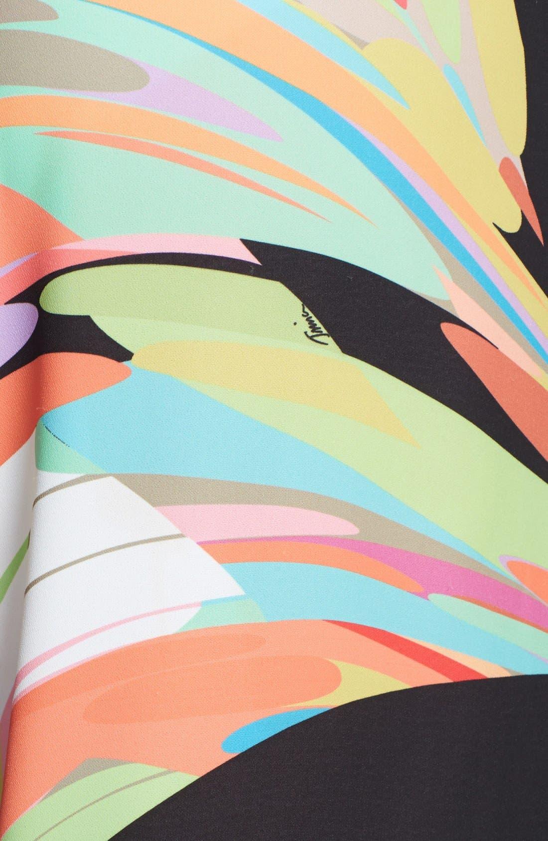 Alternate Image 3  - Trina Turk Print Palazzo Pants