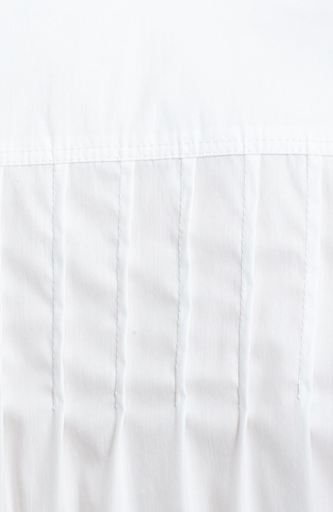 Alternate Image 3  - Burberry Brit Three Quarter Sleeve Blouse