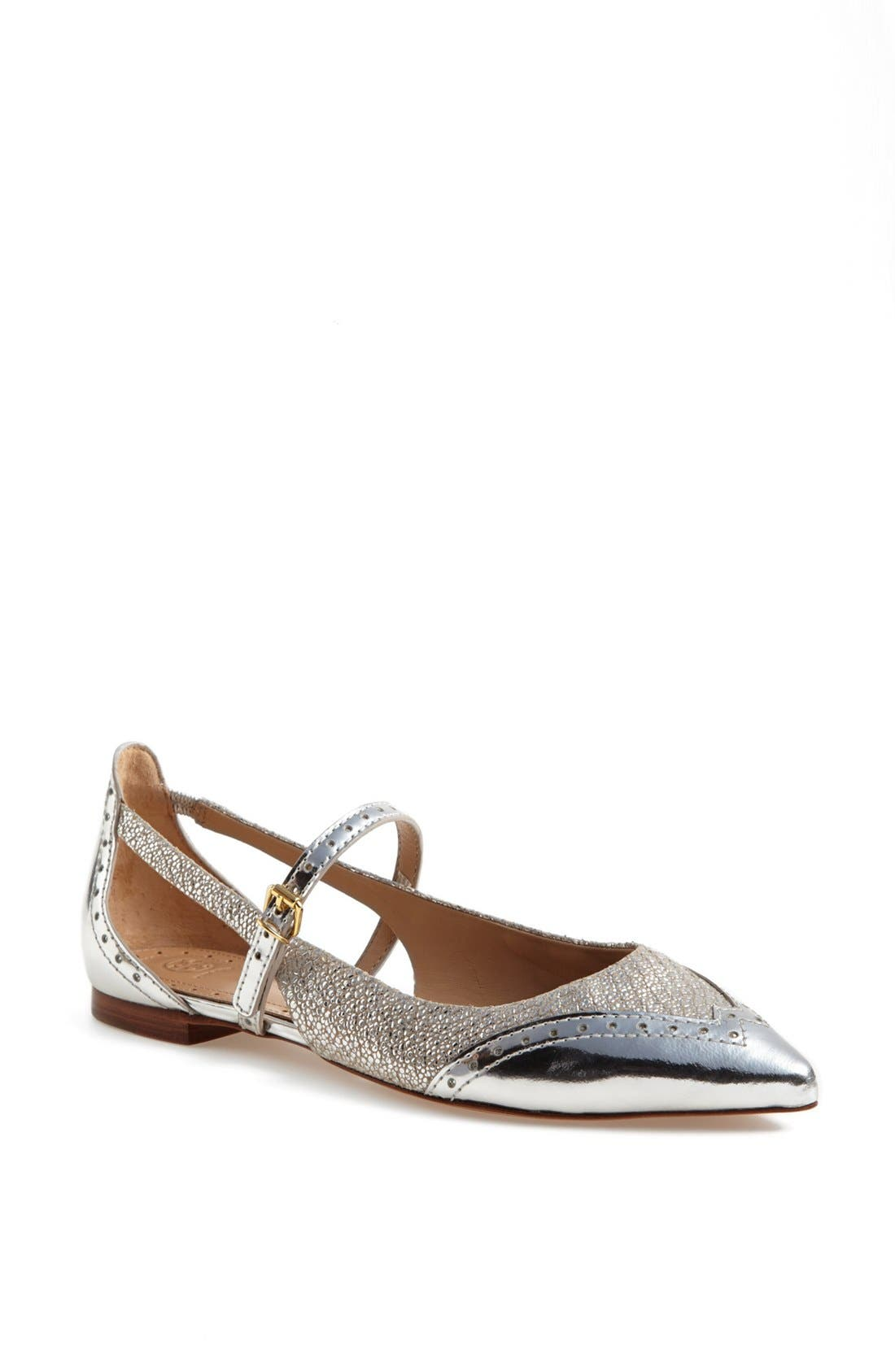 Alternate Image 1 Selected - Tory Burch 'Bernadette' Flat