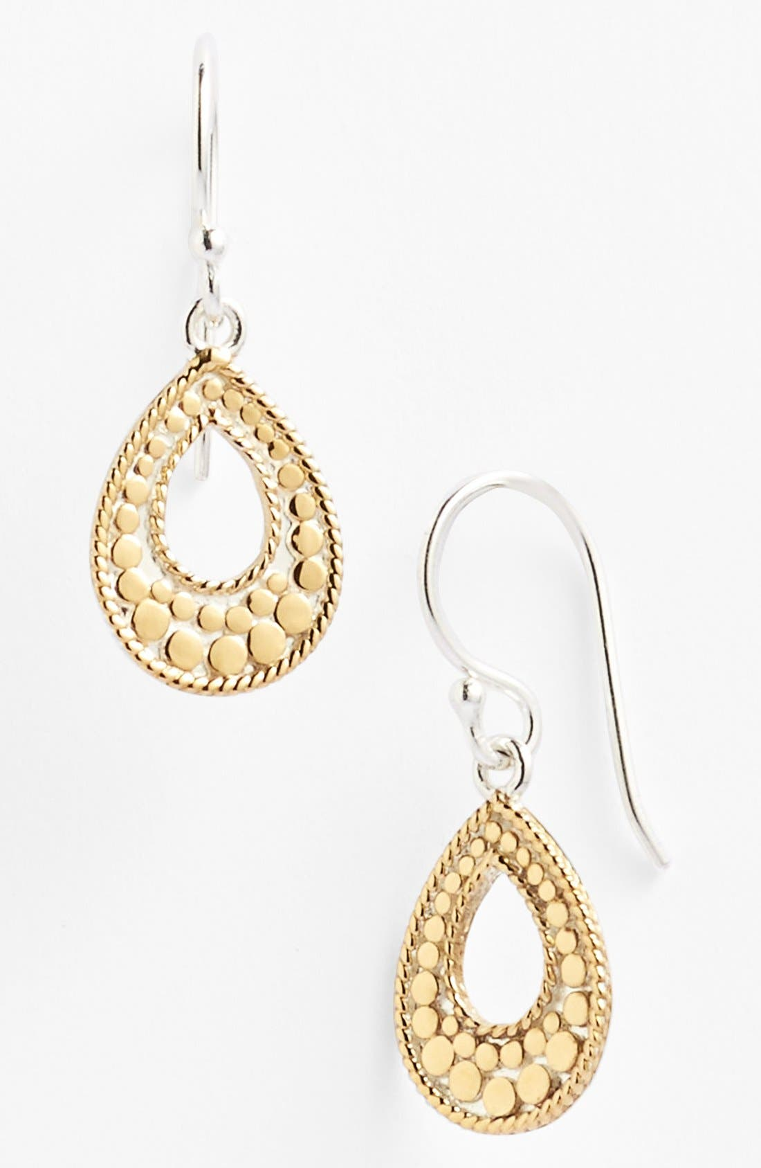 Alternate Image 1 Selected - Anna Beck 'Timor' Small Teardrop Earrings