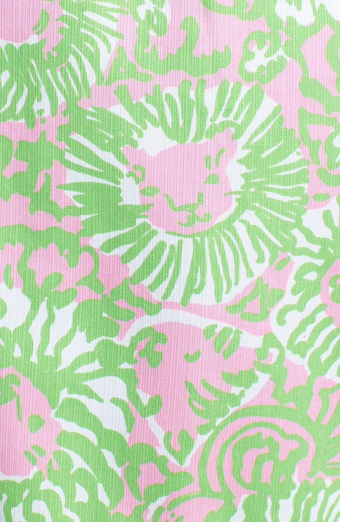 Alternate Image 3  - Lilly Pulitzer® 'Liz' Print Shift Dress