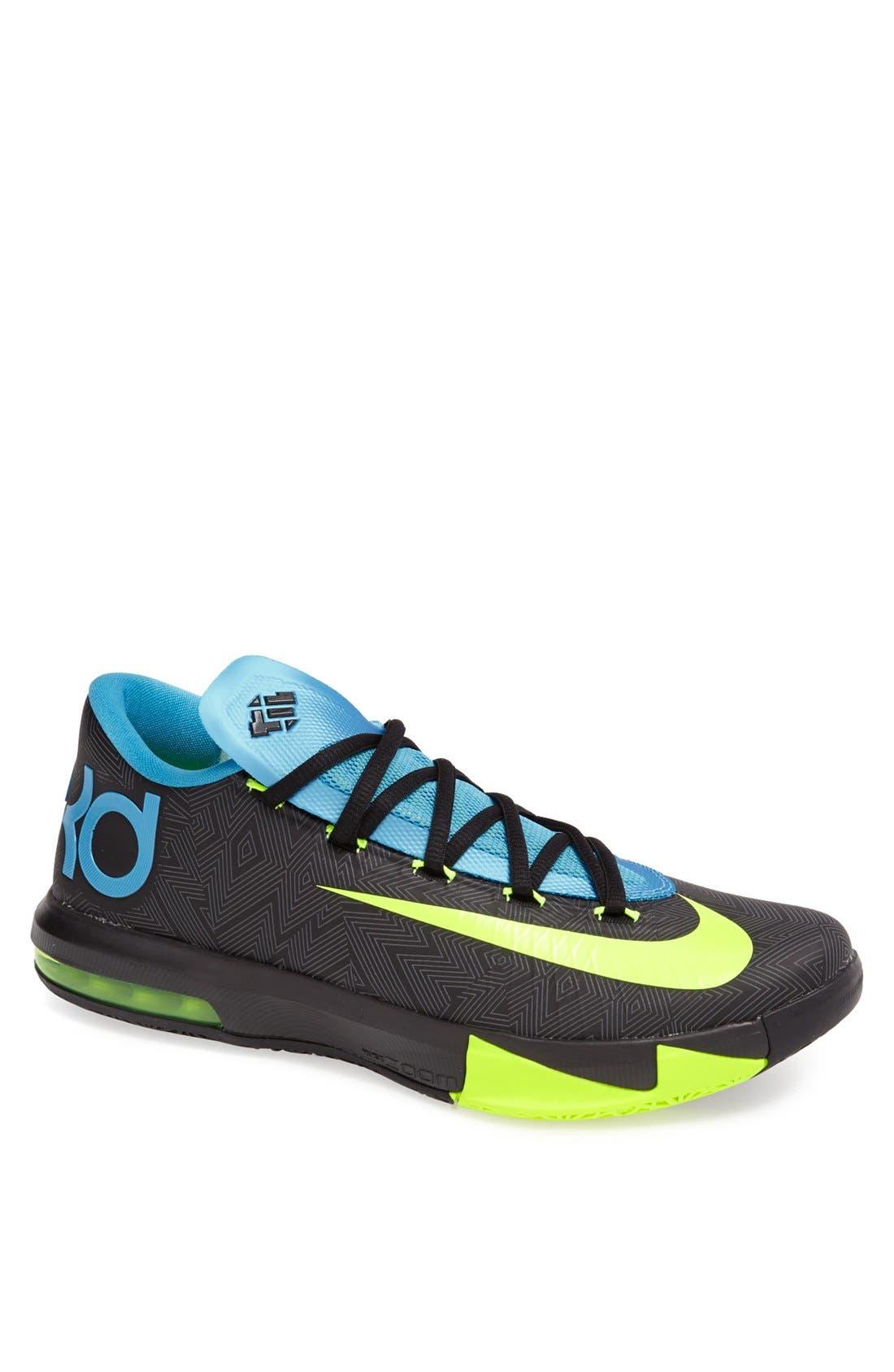 Alternate Image 1 Selected - Nike 'KD VI' Basketball Shoe (Men)