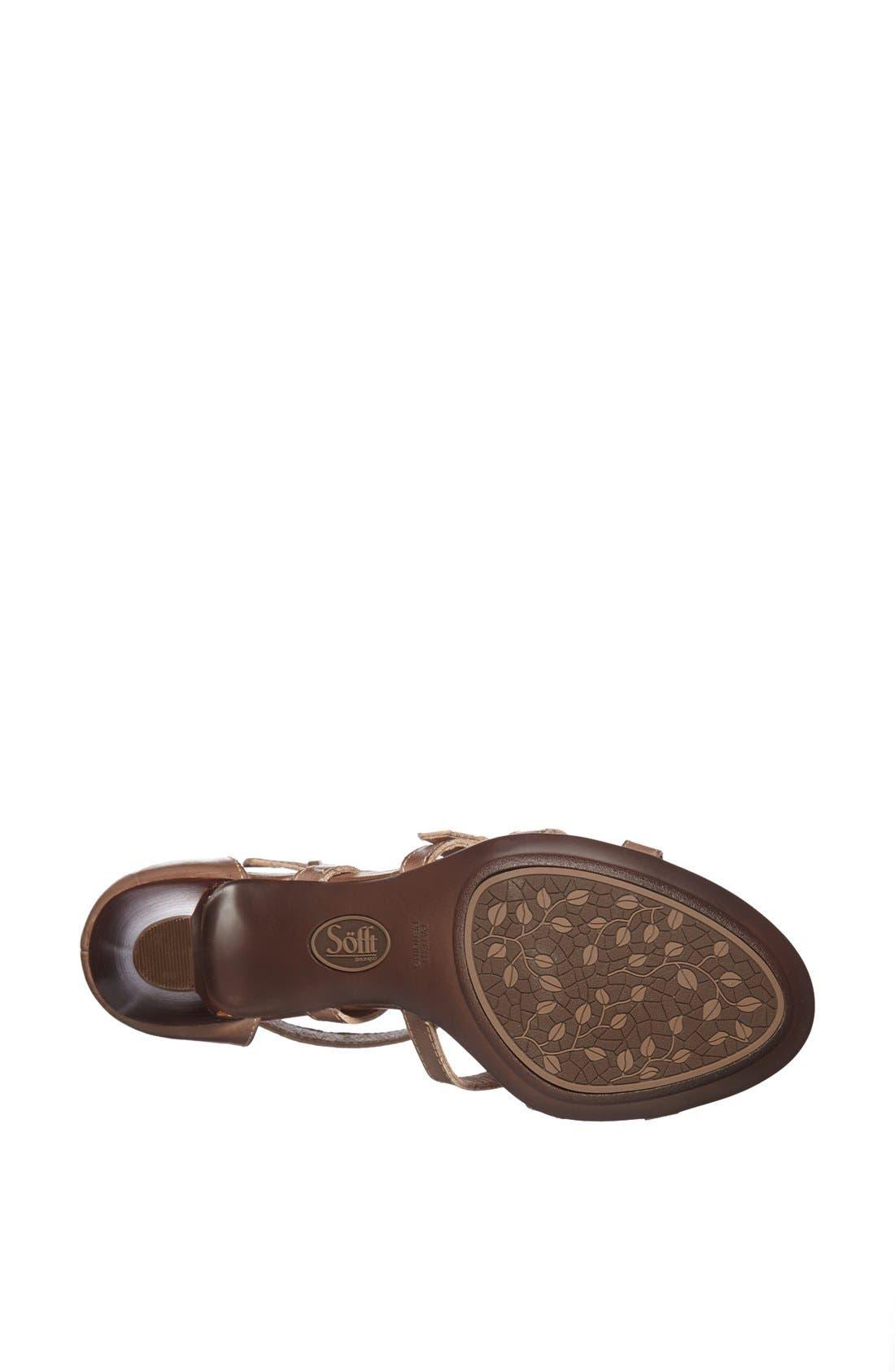 Alternate Image 3  - Söfft 'Solana' Sandal