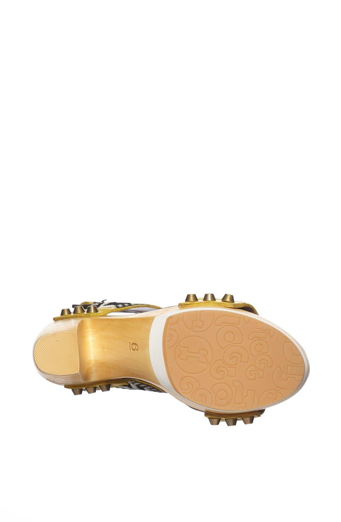 Alternate Image 4  - Flogg 'Risky' Platform Sandal