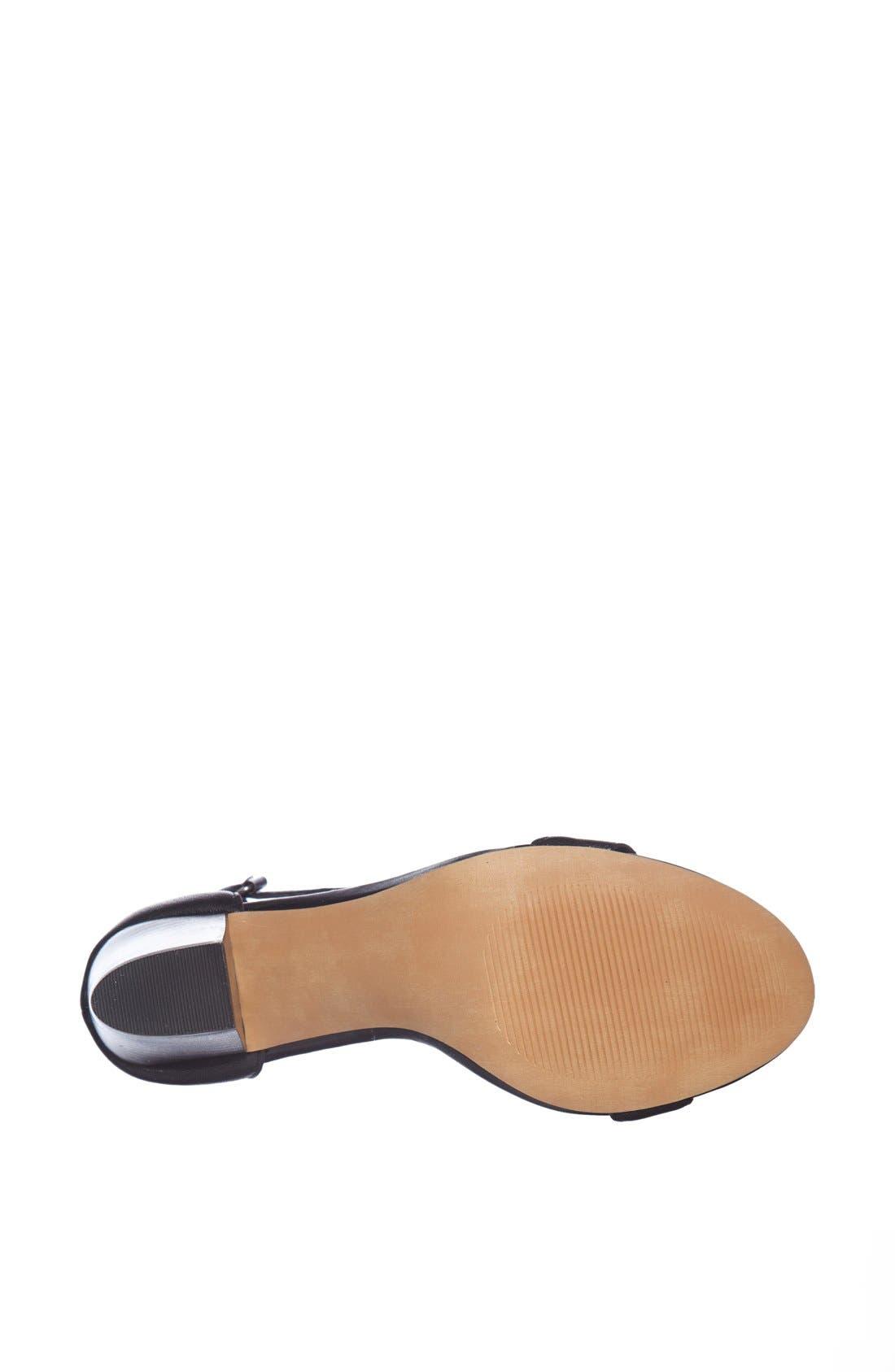 Alternate Image 4  - Julianne Hough for Sole Society 'Rochelle' Sandal