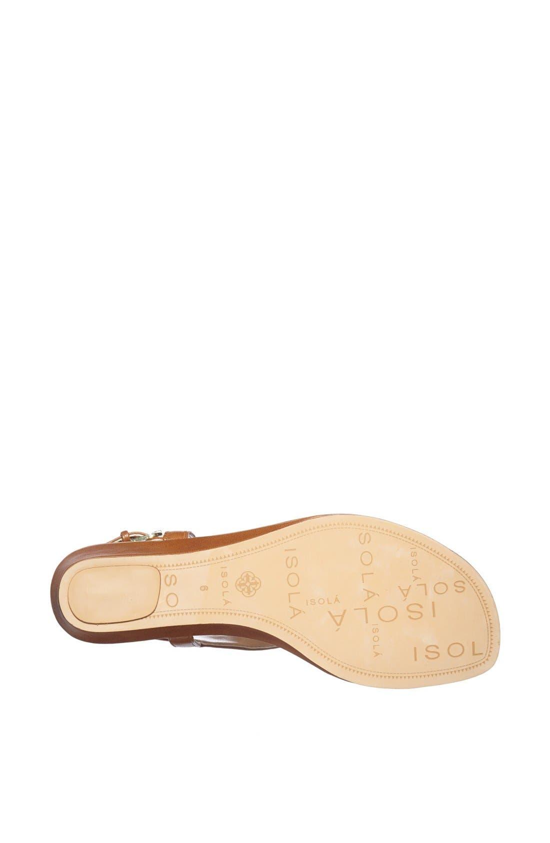 Alternate Image 4  - Isolá 'Anastasia' Sandal