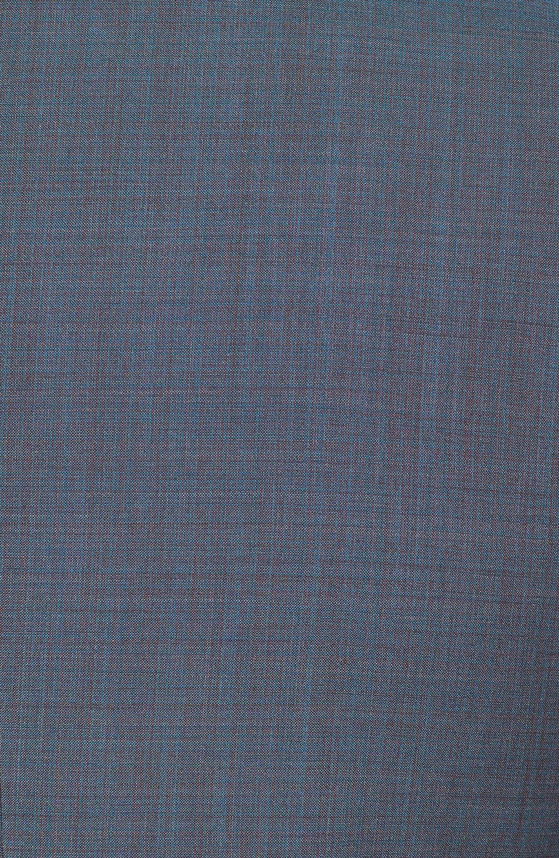 Alternate Image 5  - Dsquared2 'Milano' Mélange Wool Suit