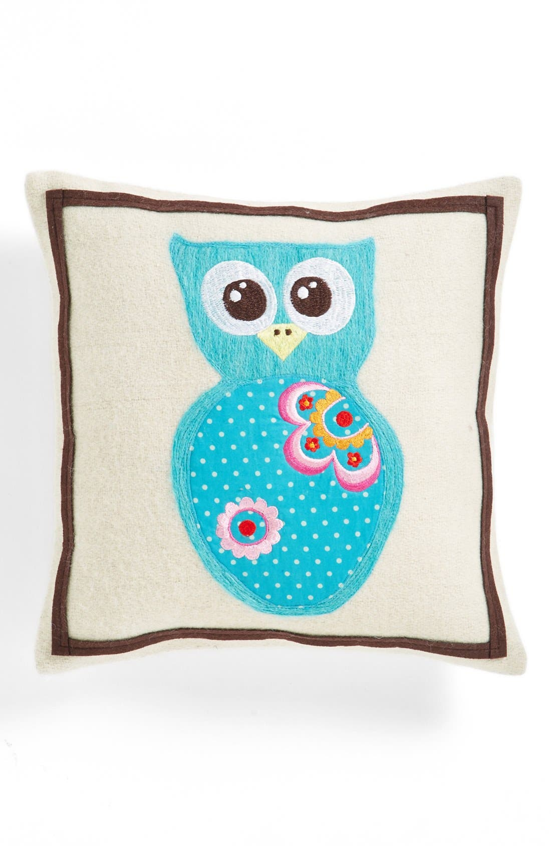 Main Image - Amity Home 'Owl' Decorative Pillow