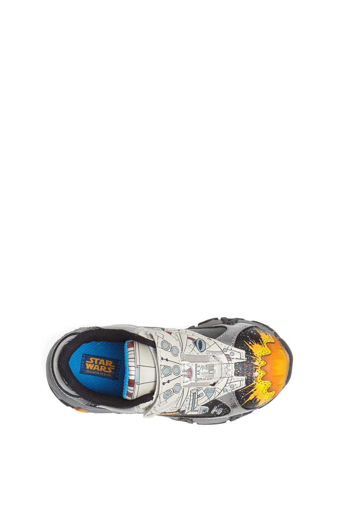 Alternate Image 3  - Stride Rite 'Star Wars™  - Millenium Falcon™' Light-Up Sneaker (Toddler & Little Kid)