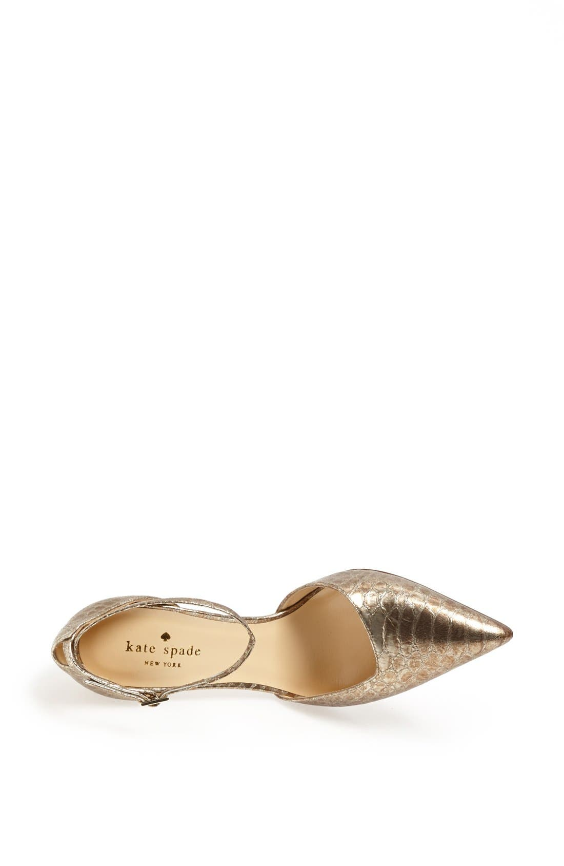 Alternate Image 3  - kate spade new york 'liliana' pump