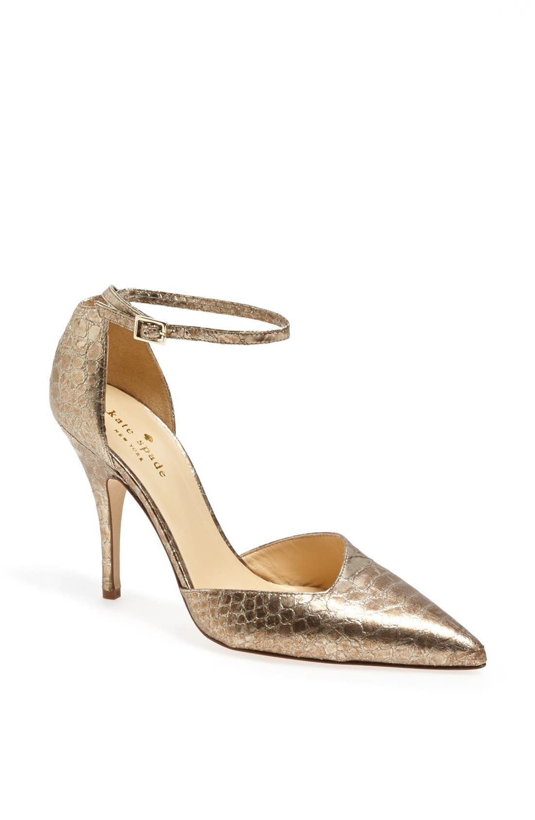Alternate Image 1 Selected - kate spade new york 'liliana' pump