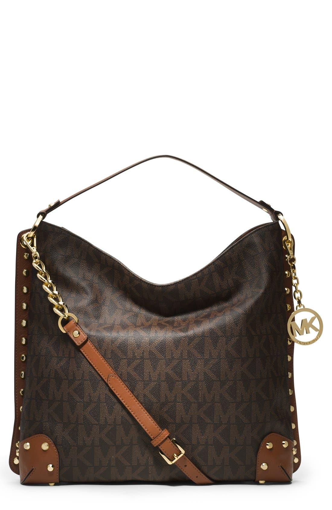 Alternate Image 1 Selected - MICHAEL Michael Kors Shoulder Bag