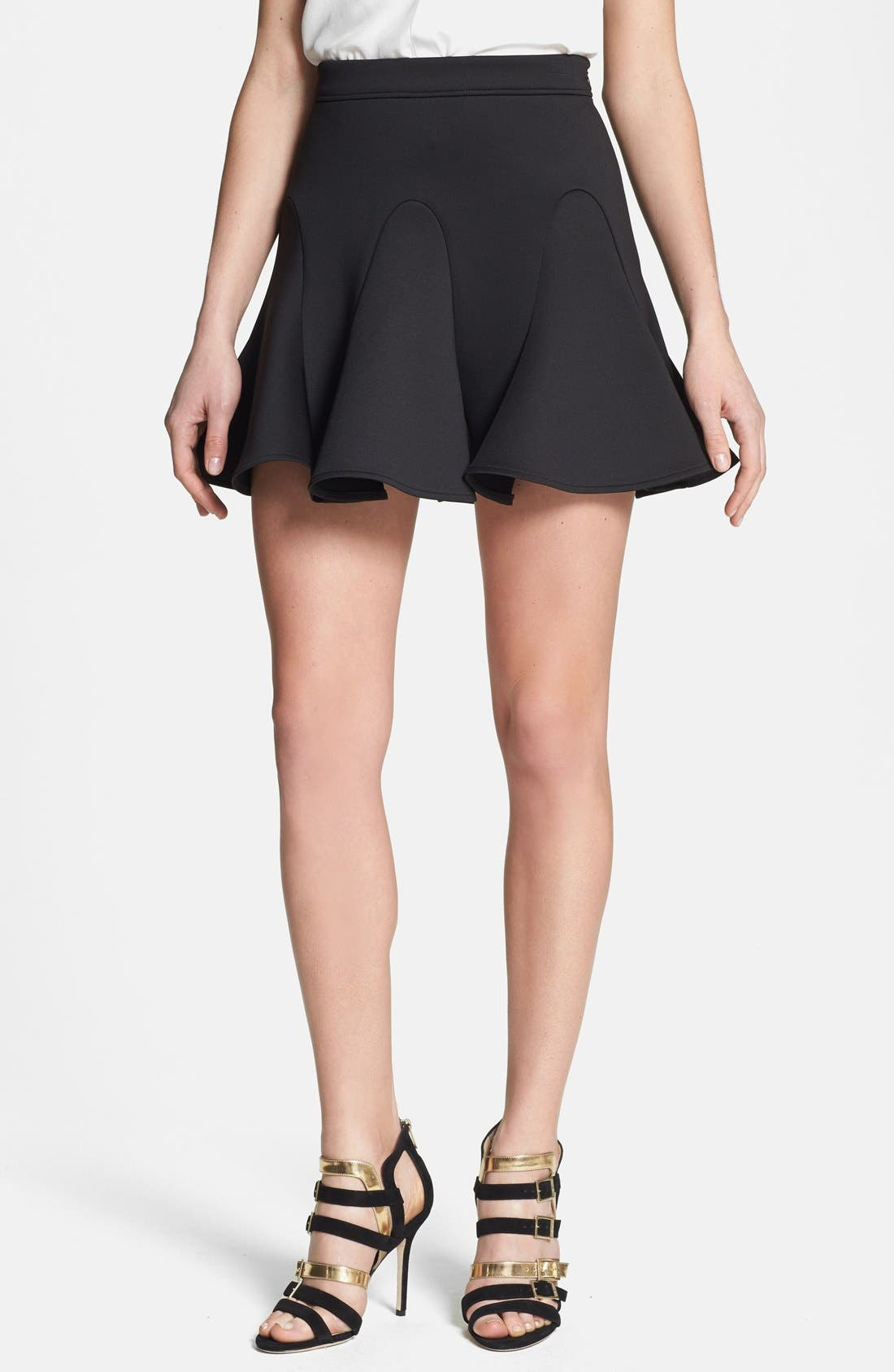 Alternate Image 1 Selected - Rebecca Minkoff 'Tulum' Flare Skirt