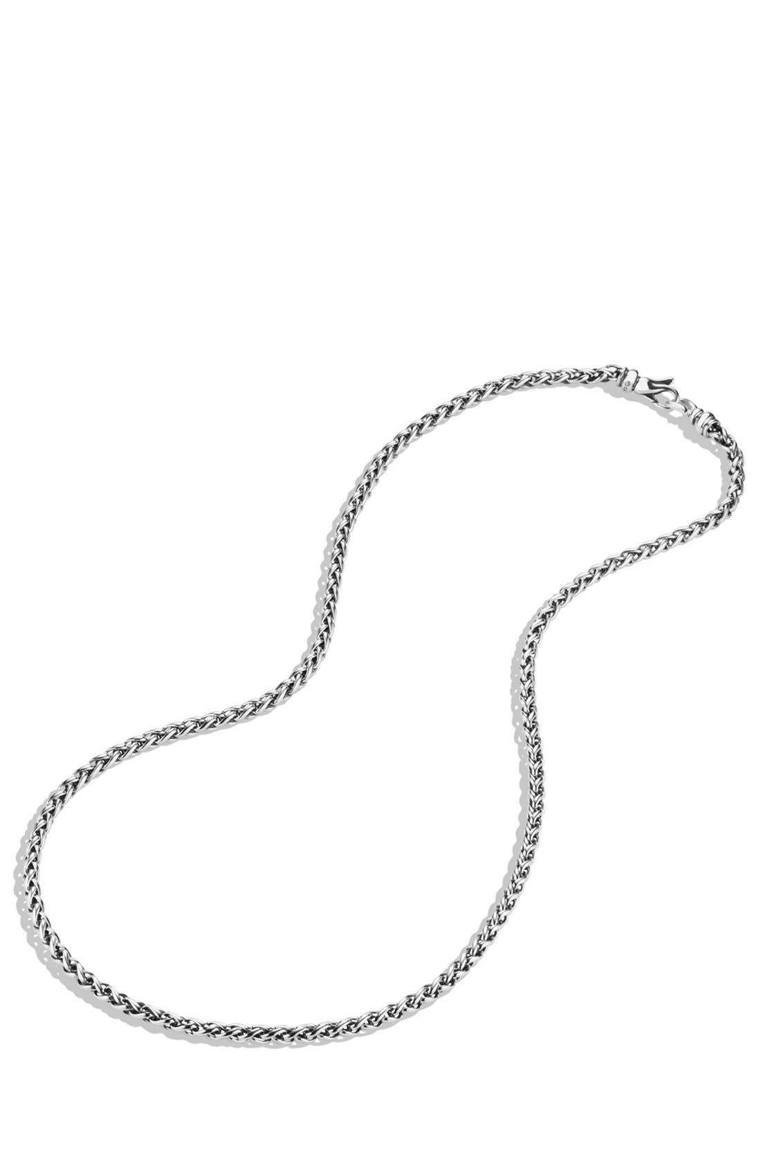 Alternate Image 2  - David Yurman 'Chain' Small Wheat Chain Necklace
